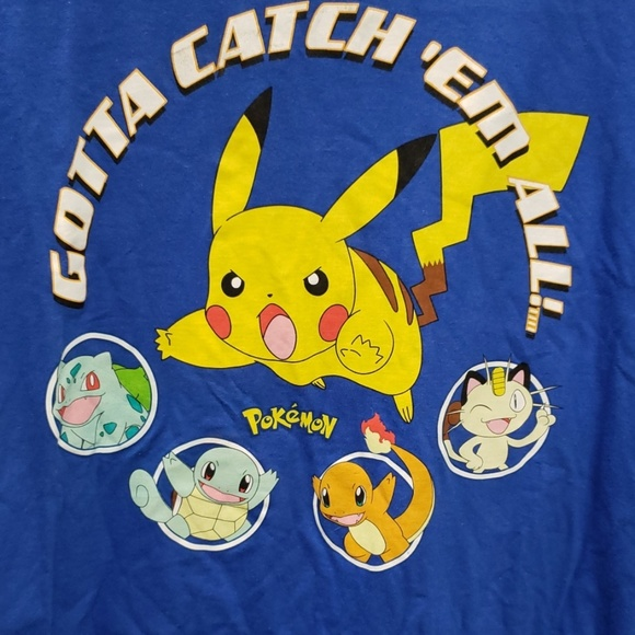 516bcfb9 Pokemon Shirts | Nwt Pikachu Gotta Catch Em All T Shirt | Poshmark
